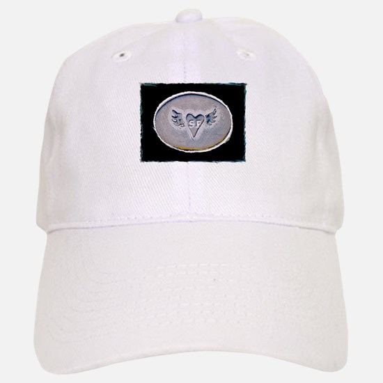 My Heart Belongs in SF Baseball Baseball Cap
