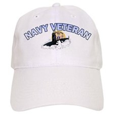 Navy Veteran SSN-23 Cap