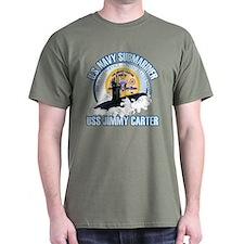 Navy Submariner SSN-23 Dark T-Shirt