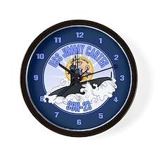Navy Veteran SSN-23 Wall Clock