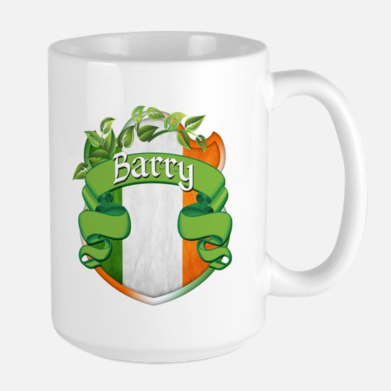 Barry Shield Large Mug