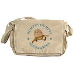 Humpty Dumpty Messenger Bag