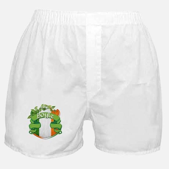 Boyle Shield Boxer Shorts