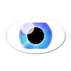 Eyeball.png Wall Decal