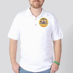 2-Sided Designed to Sink Golf Shirt