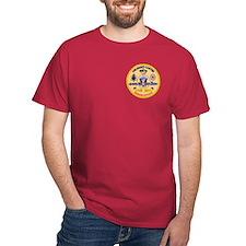 2-Sided Designed to Sink Dark T-Shirt
