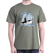 Designed to Sink Dark T-Shirt