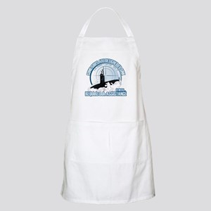 Designed to Sink Apron