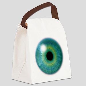 Cyclops Eye Canvas Lunch Bag