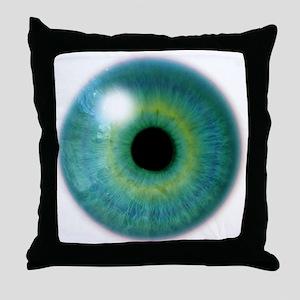 Cyclops Eye Throw Pillow