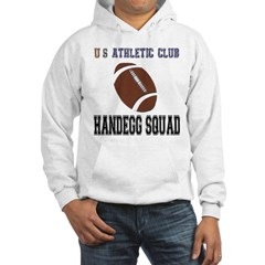 US Athletic Club Handegg Squa Hoodie