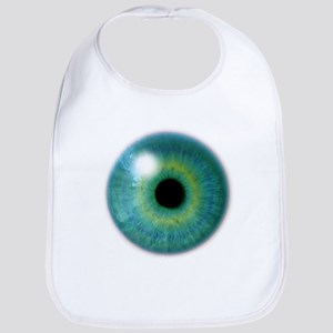 Cyclops Eye Cotton Baby Bib