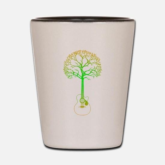 Funny Tree hugger Shot Glass