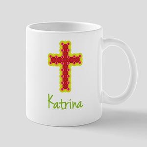 Katrina Bubble Cross Mug