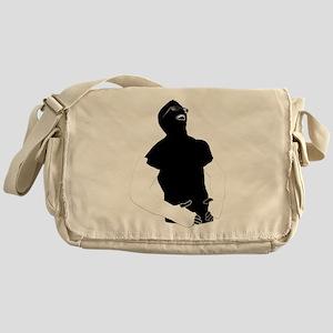 Laugh @ Danger Messenger Bag
