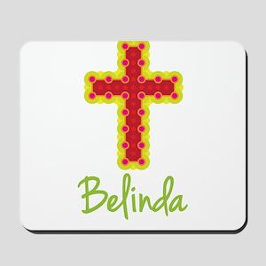 Belinda Bubble Cross Mousepad