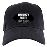 UNFUZZY MATH Black Cap