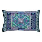 Celtic Atlantis Opal Pillow Case