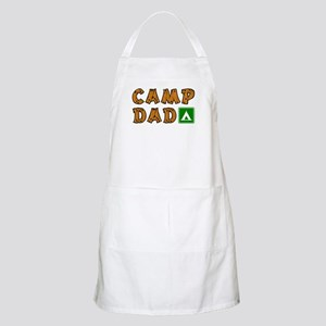 Camp Dad BBQ Apron