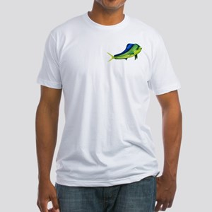 Bull Mahi Fitted T-Shirt