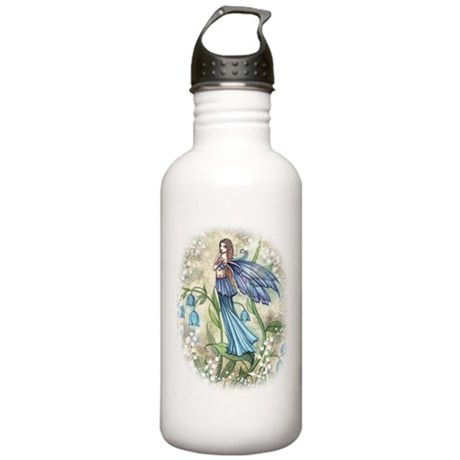 Blue Bell Fairy Stainless Water Bottle 1.0L
