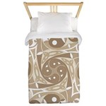 Celtic Stepping Stone Twin Duvet Cover