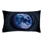 Celtic Blue Moon Pillow Case