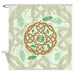 Celtic Balance Shower Curtain