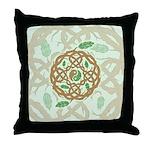 Celtic Balance Throw Pillow
