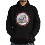 Follow Me To Wonderland Hoodie (dark)
