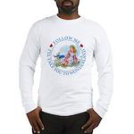 Follow Me To Wonderland Long Sleeve T-Shirt