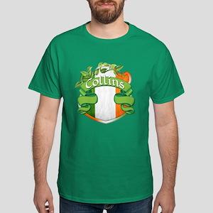 Collins Shield Dark T-Shirt
