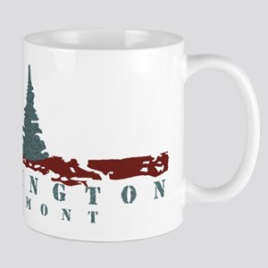 WORN-killington-VT-1tree copy Mugs