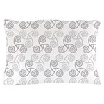 Celtic Triple Spiral Pillow Case