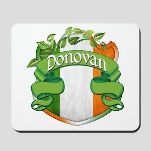 Donovan Shield Mousepad