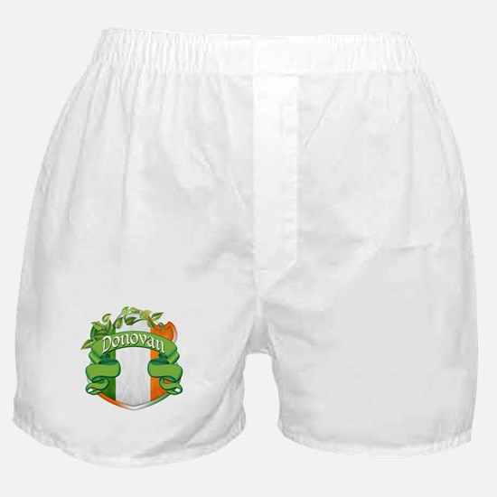 Donovan Shield Boxer Shorts