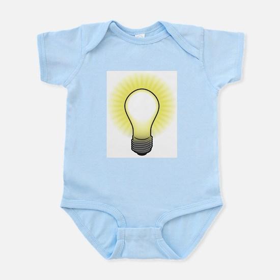 Bright Bulb Infant Bodysuit