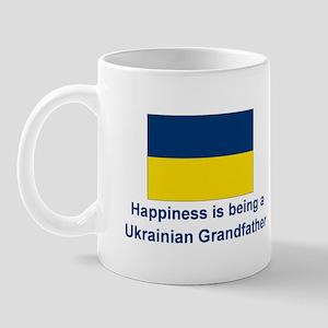 Happy Ukrainian Grandfather Mug