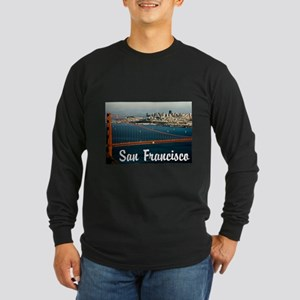 San Francisco Long Sleeve Dark T-Shirt