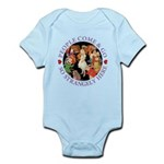 People Come and Go Infant Bodysuit