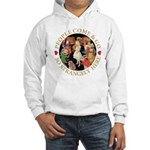 People Come and Go Hooded Sweatshirt