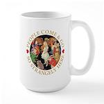People Come and Go Large Mug
