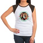 People Come and Go Women's Cap Sleeve T-Shirt