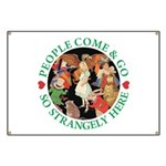 People Come and Go Banner