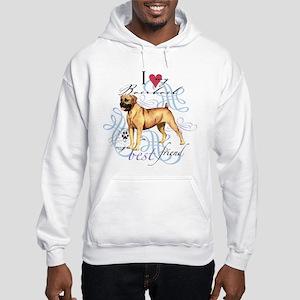 Boerboel Hooded Sweatshirt