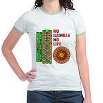 Roulette2 Jr. Ringer T-Shirt