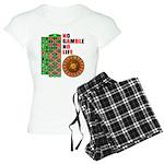 Roulette2 Women's Light Pajamas