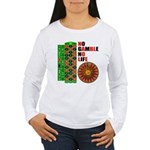 Roulette2 Women's Long Sleeve T-Shirt
