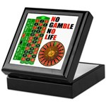 Roulette2 Keepsake Box