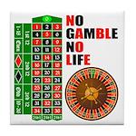 Roulette2 Tile Coaster